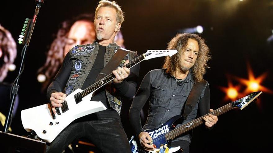 """Metallica anuncia """"Hardwired...To Self-Destruct"""", primer disco en ocho años"""