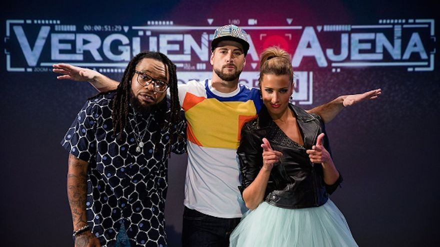 MTV prescinde de Corina y renueva a Luis Fernández para 'Vergüenza Ajena'