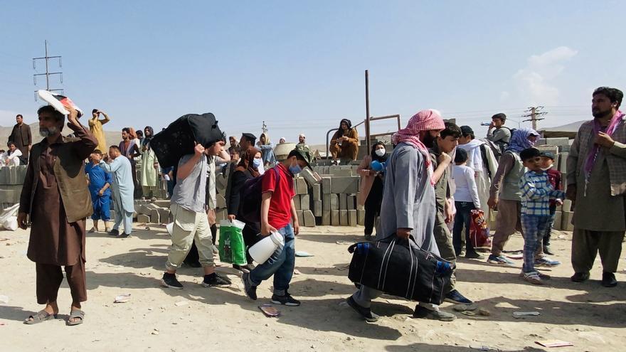 México y Colombia se han ofrecido a acoger evacuados de Afganistán, dice EE.UU.