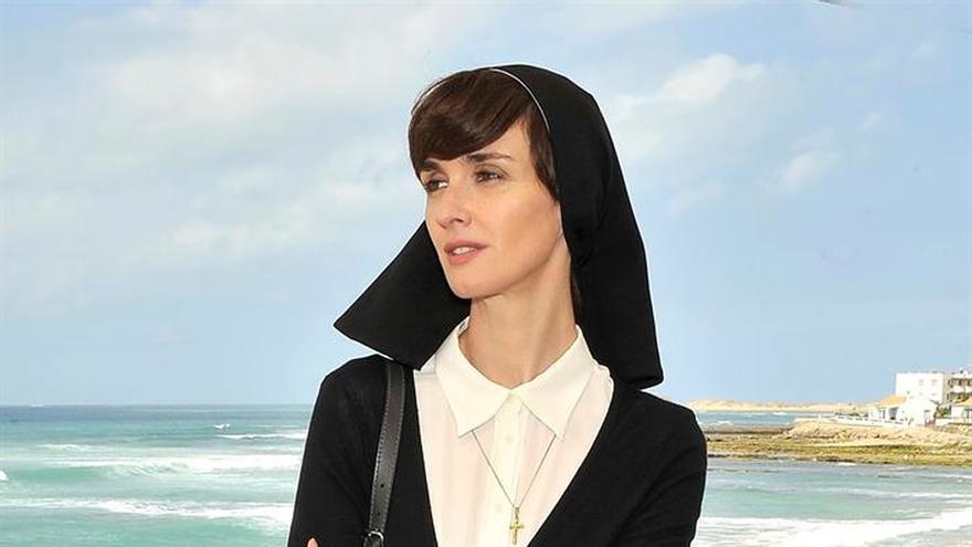 """Paz Vega, en la piel de una monja de Barbate en """"Perdóname señor"""""""