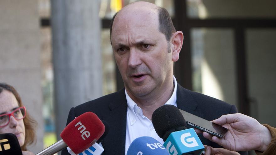 """Louzán y Piñeiro confían en que el juicio por prevaricación """"quedará en nada"""""""