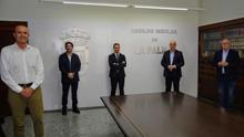 Junta de Portavoces del Cabildo de la Isla Bonita.