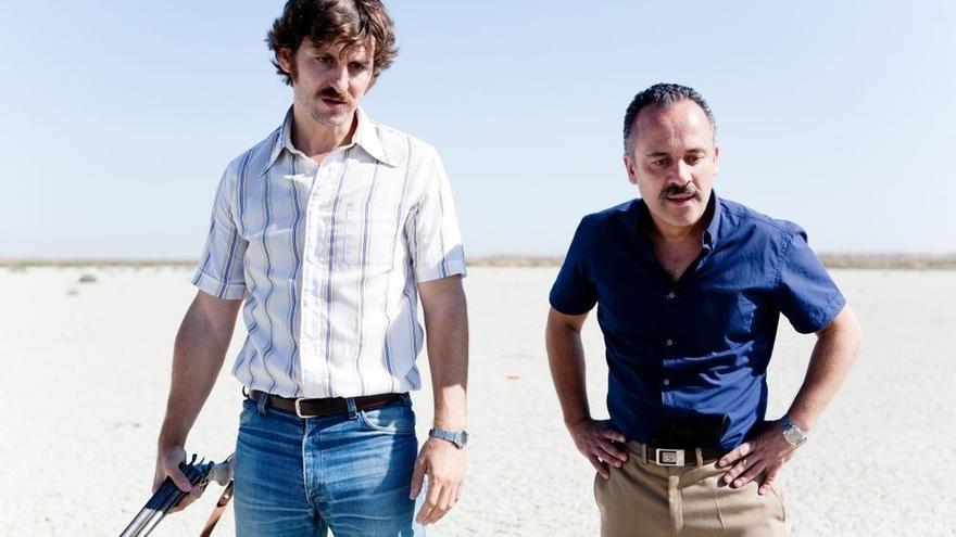 La presentación del guión de 'La Isla Mínima' abre este sábado el ciclo 'Cine y novela negra'