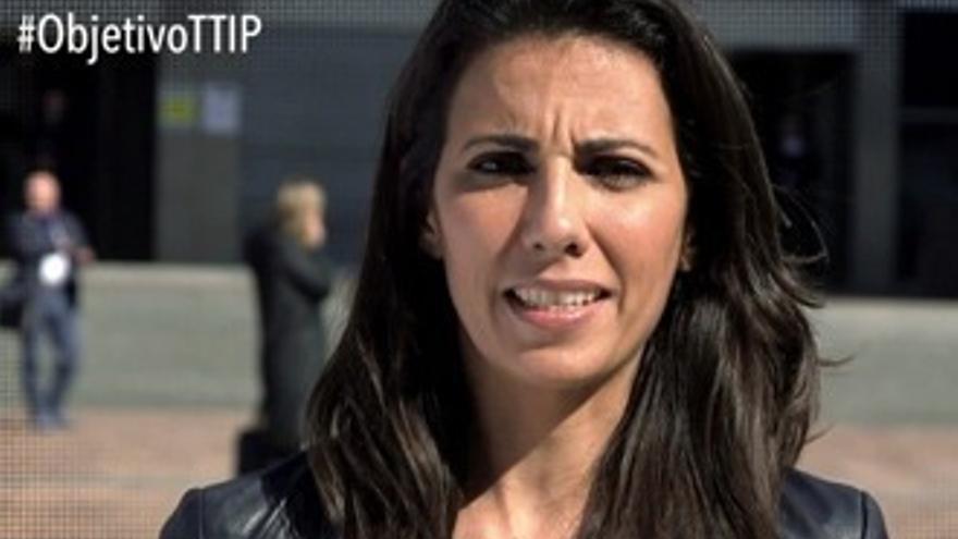 'El Objetivo' se dispara y lidera en Twitter con el TTIP en Bruselas