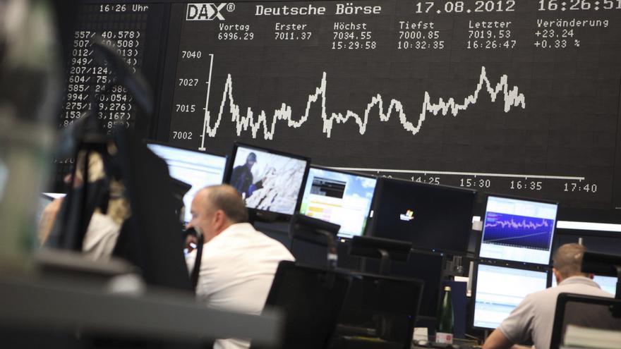 El Dax 30 de Fráncfort sube un 0,56 por ciento en la apertura