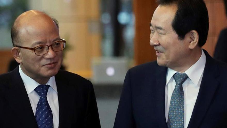 El parlamento surcoreano, listo para votar la destitución de la presidenta