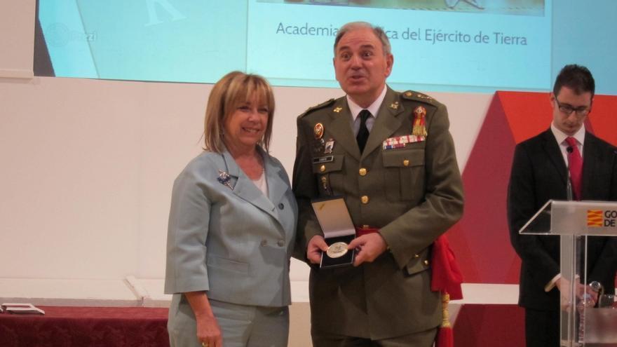 """La consejera de Educación de Aragón, satisfecha del trabajo realizado pese a """"incomprensiones y desafectos"""""""