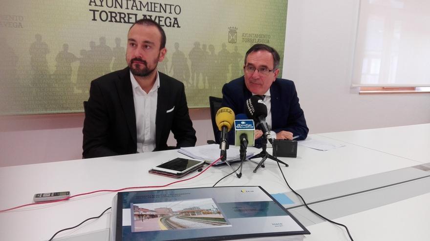 PSOE-PRC plantea ampliar el soterramiento hasta la rotonda de La Inmobiliaria