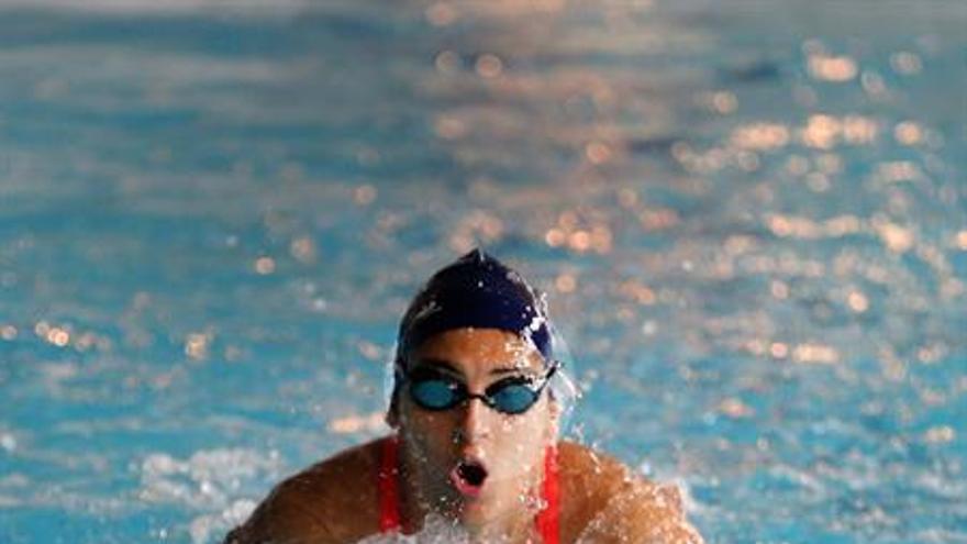 Michelle Alonso logra dos oros y una plata en Australia