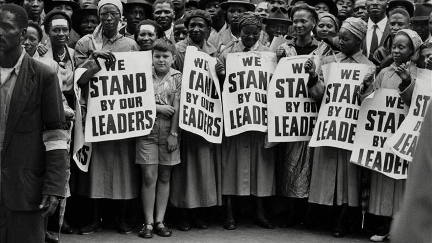 Una exposición en Múnich muestra el día a día del sistema apartheid en Sudáfrica