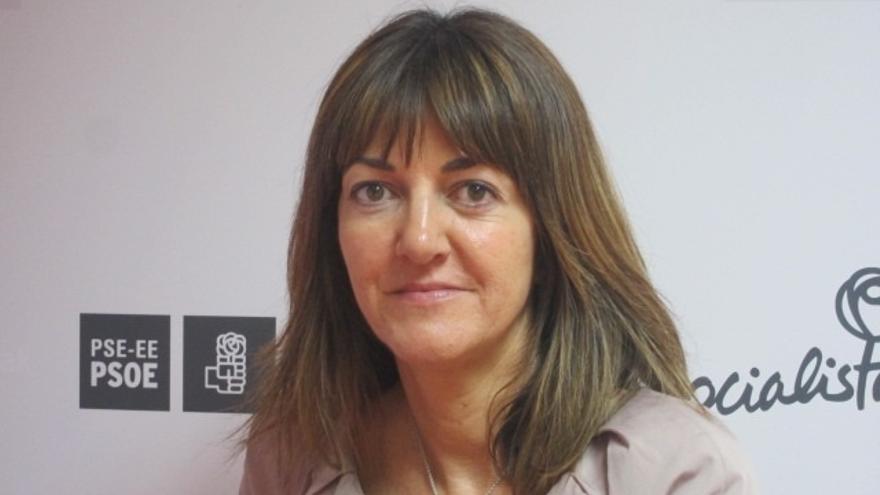 """Mendia cree importante que los militantes del PSOE sientan """"que su voz también se oye"""" al pactar un Gobierno"""