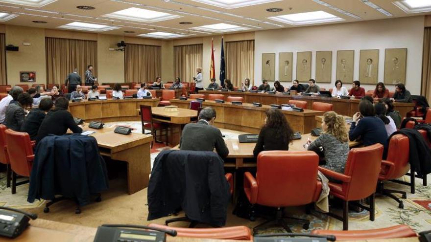 El Congreso constituye hoy otra media docena de comisiones legislativas