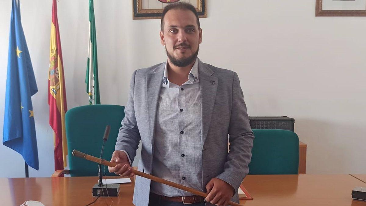Rafael Ángel Moreno, nuevo alcalde de Adamuz.