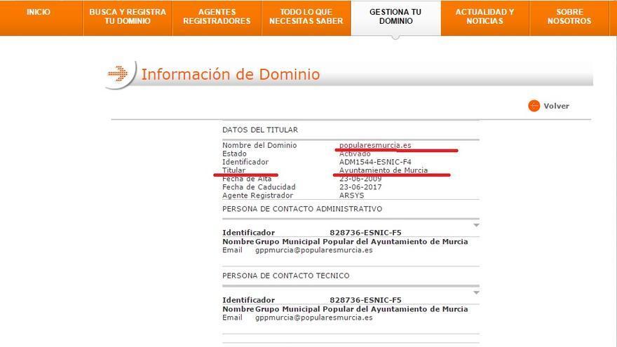 web popularesmurcia.es
