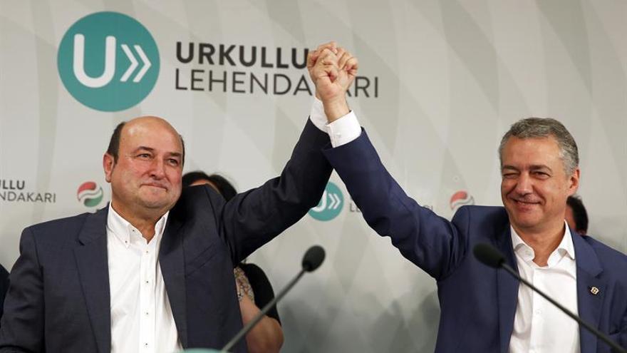 Urkullu reafirma la apuesta de Euskadi por la estabilidad