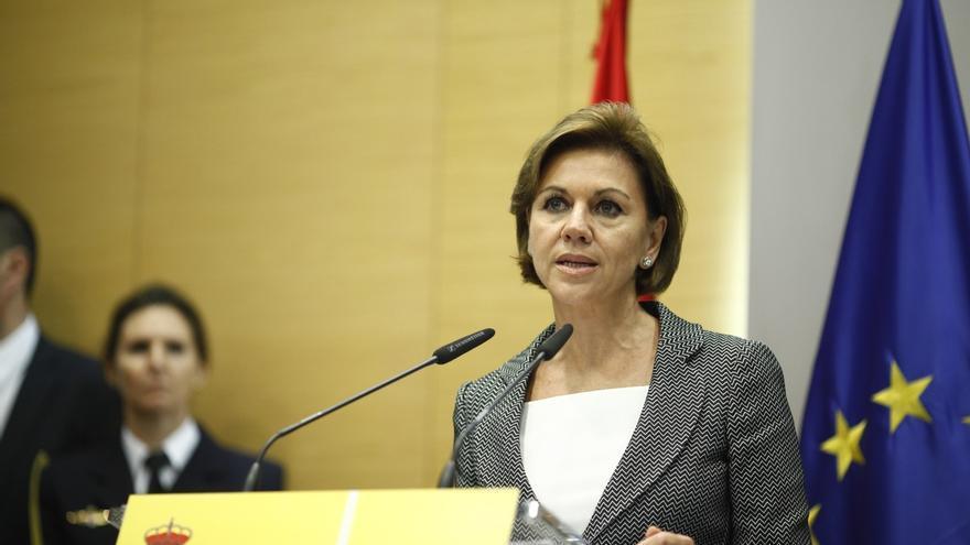 Albiol apoya que Cospedal continúe como secretario general