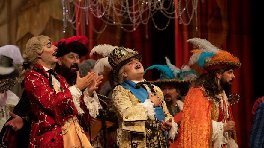 El Carnaval de Cádiz reparte sus premios tras una final de casi 13 horas