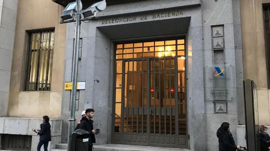 Delegación de la Agencia Tributaria en Ciudad Real