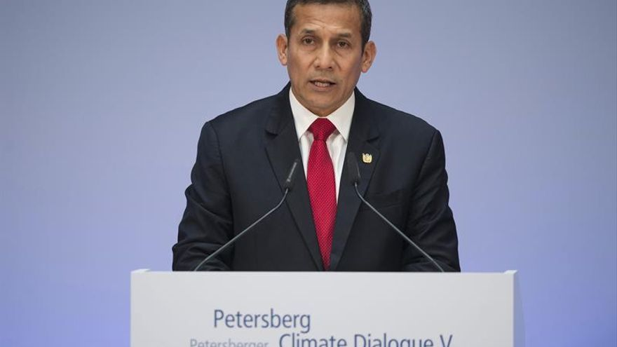 """Humala califica de """"momento histórico"""" acuerdo de alto el fuego en Colombia"""