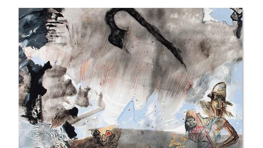 La retrospectiva de Carmelo Ortiz de Elgea finaliza el próximo lunes en el Museo de Bellas Artes de Bilbao