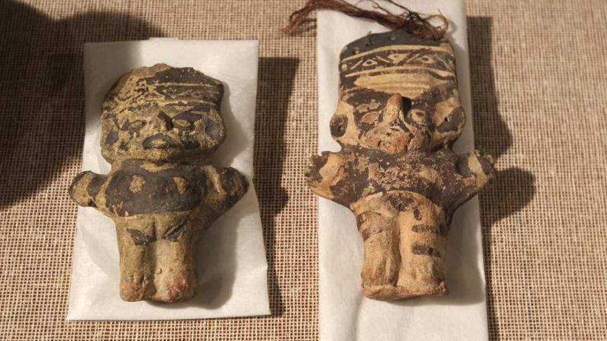 Perú presenta lote de bienes histórico-culturales repatriados desde 5 países