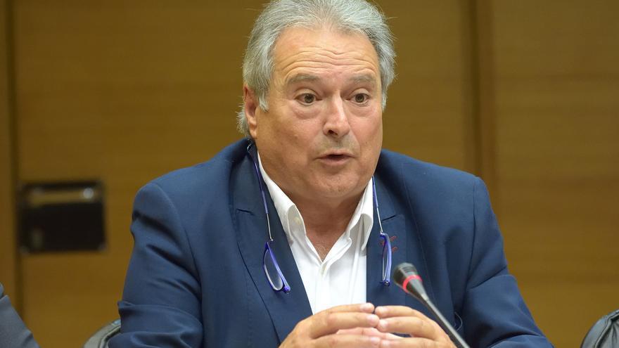 Alfonso Rus vuelve a les Corts a la comisión de investigación de Ciegsa