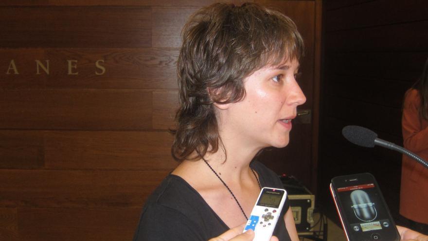 EUPV elige a Marina Albiol para formar parte de la candidatura de IU a las elecciones europeas