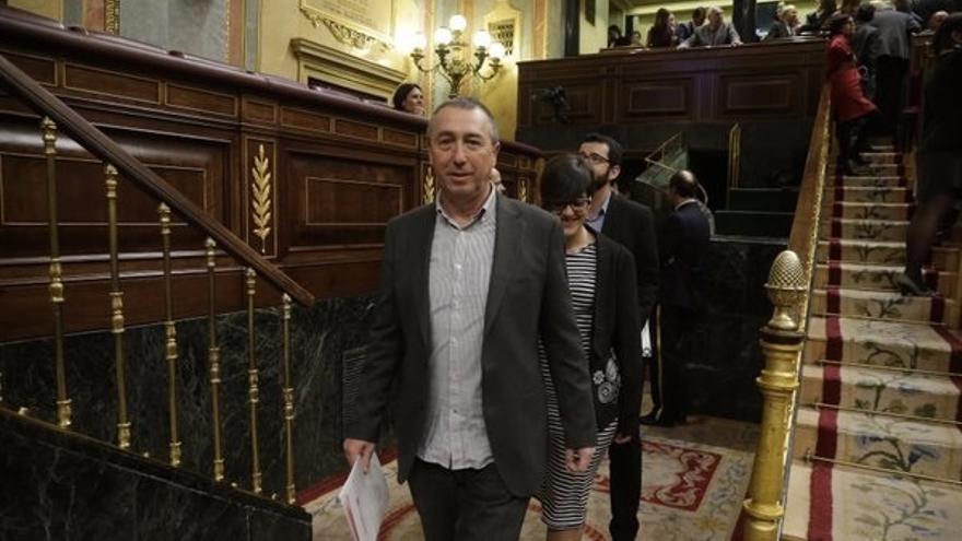 Compromís acepta reunirse con el PSOE y Ciudadanos