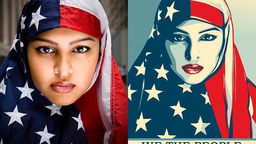 Munira Ahmed: la mujer convertida en el rostro de la resistencia contra Trump