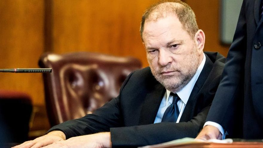 Harvey Weinstein, el final de un imperio del cine