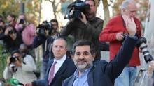 Jordi Sànchez y Jordi Turull inician una huelga de hambre indefinida para protestar por su situación judicial
