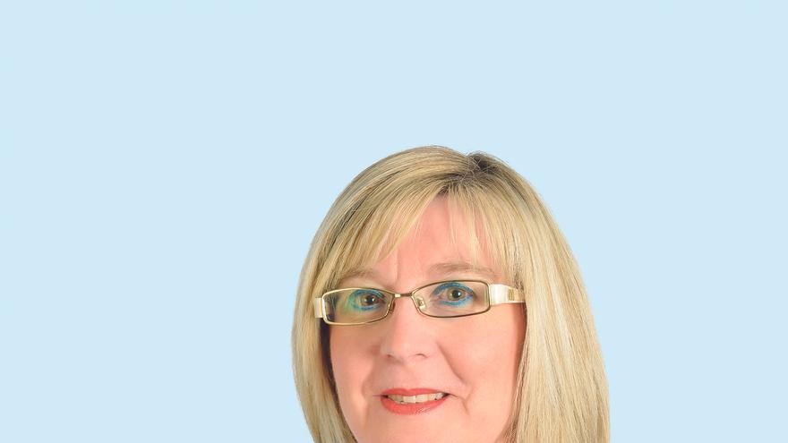 Reyes Mantilla (PP) se convirtió en 2007 en la primera alcaldesa de Reinosa.