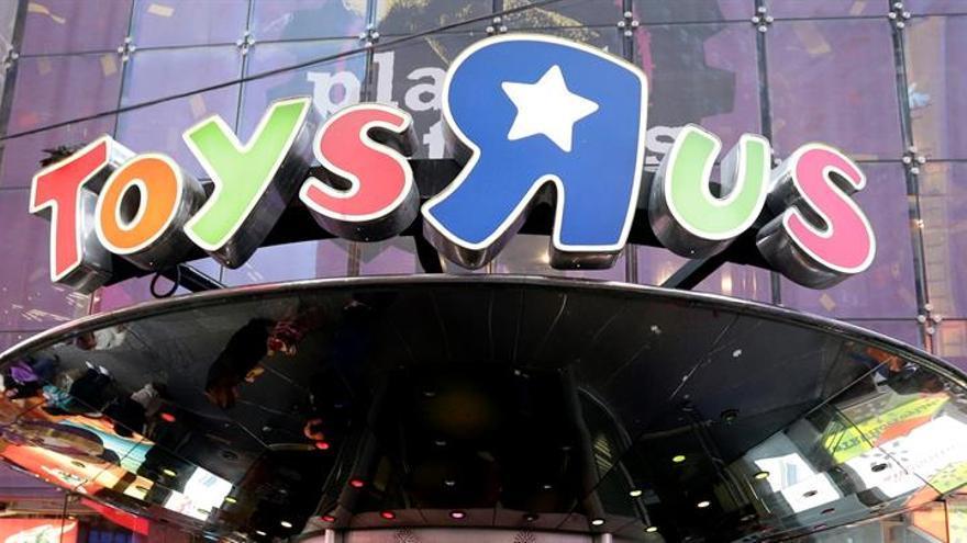 Toys 'R' Us solicita la bancarrota acuciado por su elevada deuda
