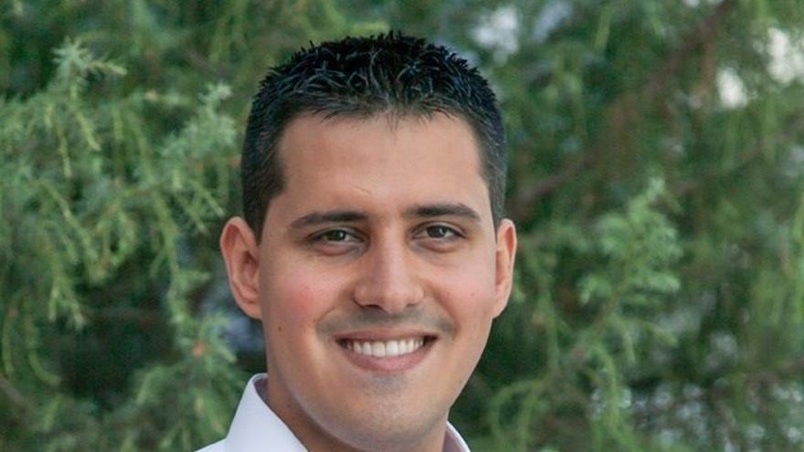 Alejandro Acosta Díaz, ingeniero informático formado en La Laguna