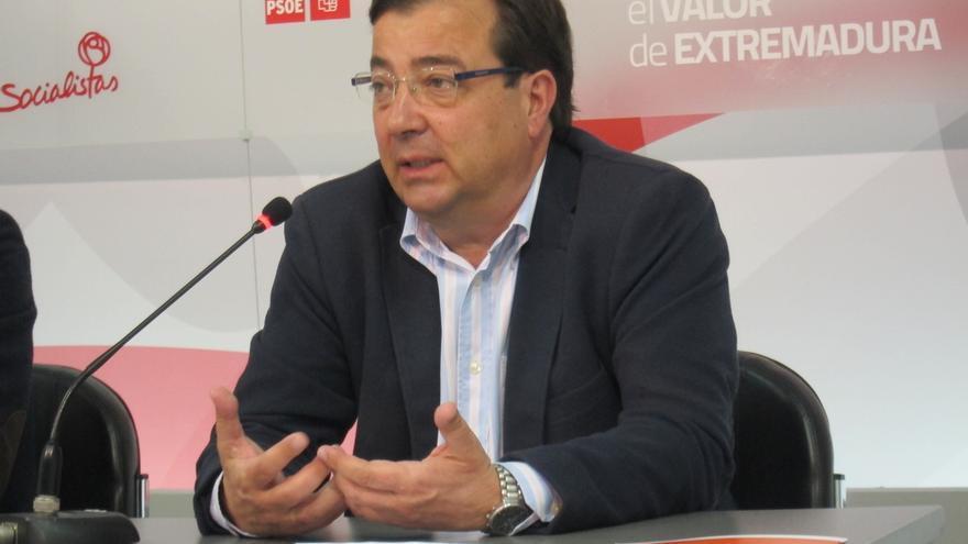 """Vara ve """"mucho más justo"""" un sistema electoral a dos vueltas que favorecer la lista más votada como dice Monago"""
