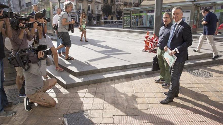 PNV ganaría las elecciones vascas, seguido de EH Bildu y Podemos, según un sondeo