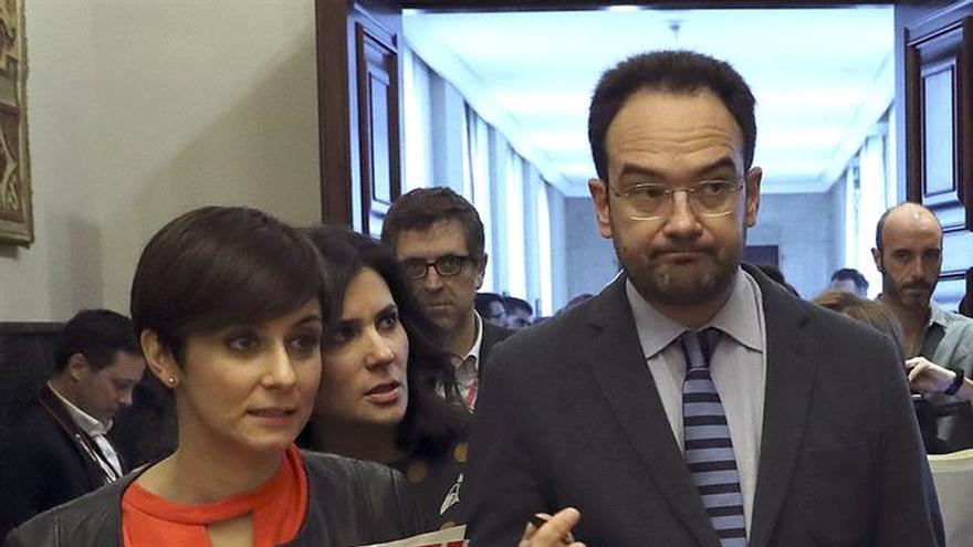 """Hernando (PSOE) ve """"razonable"""" la presencia del Rey emérito en Cuba"""