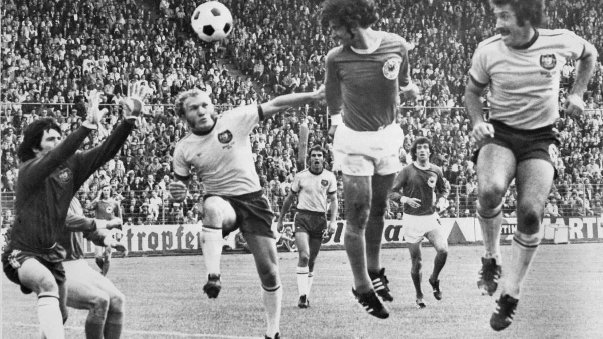 Gerd Müller, uno de los máximos ídolos del fútbol alemán