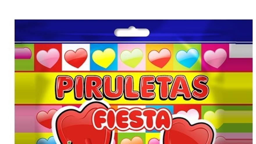 El fabricante de piruletas Fiesta, en venta desde mediados de abril