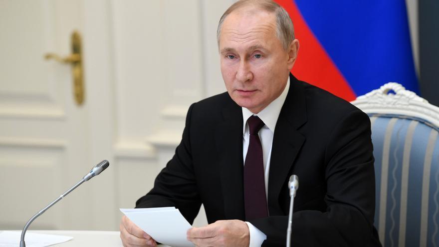 Putin advierte que la pandemia reavivó los conflictos y las tensiones regionales