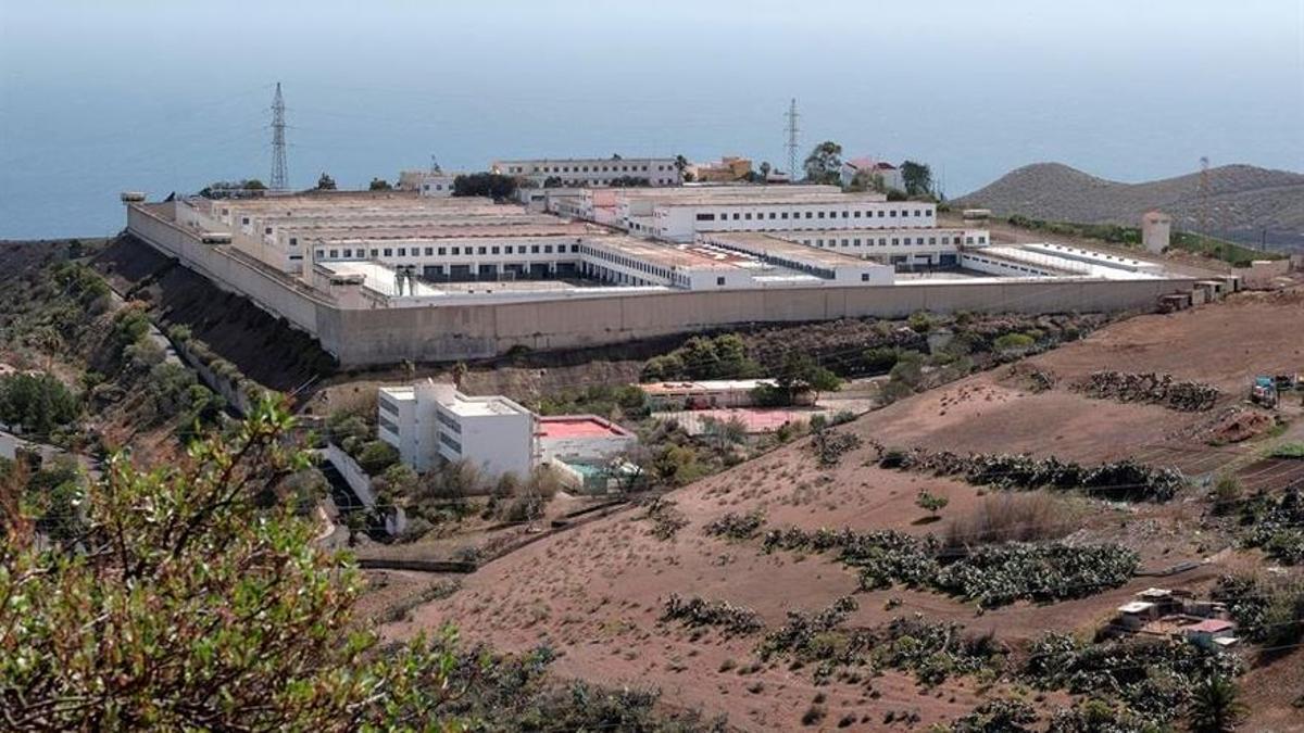 Cárcel de Salto del Negro, en Las Palmas de Gran Canaria.