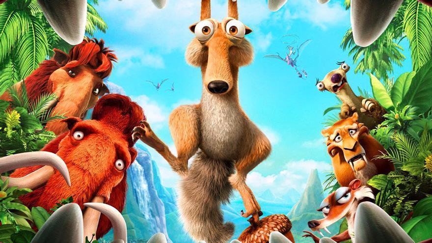 FDF acierta con el cine infantil al liderar con Ice Age 3