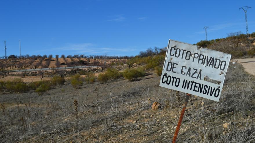 Coto de caza / Foto: Javier Robla