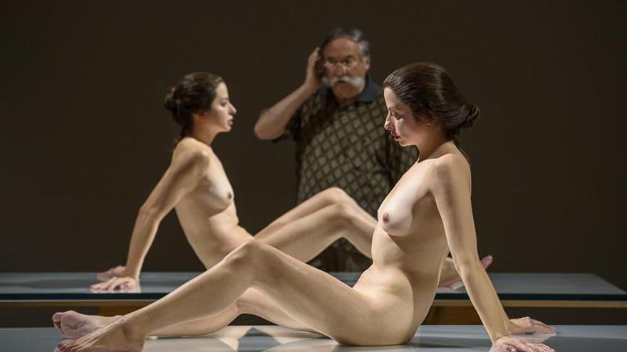 Bilbao estrena una impactante retrospectiva sobre escultura hiperrealista