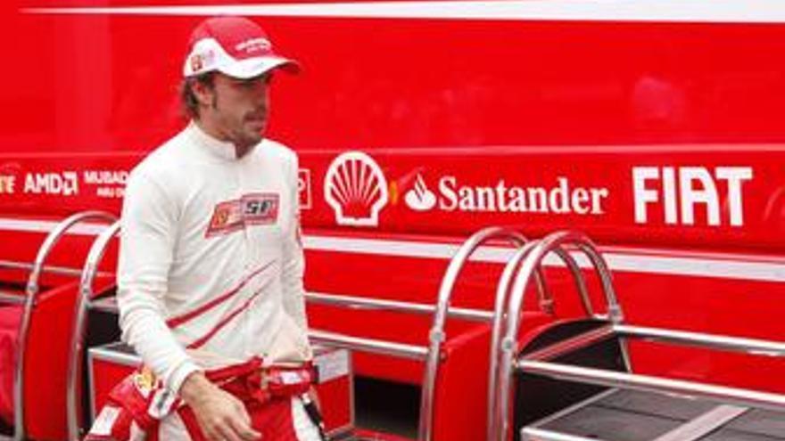 Fernando Alonso En Turquía