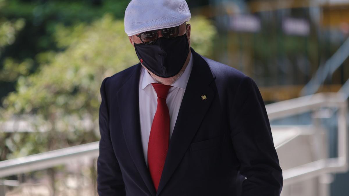 Villarejo acude a declarar por la 'Kitchen' tras apuntar que Rajoy conocía el presunto espionaje a Bárcenas.