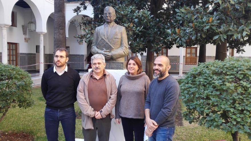 IULV-CA pide la Medalla de Andalucía para Josefina Samper, viuda de Marcelino Camacho