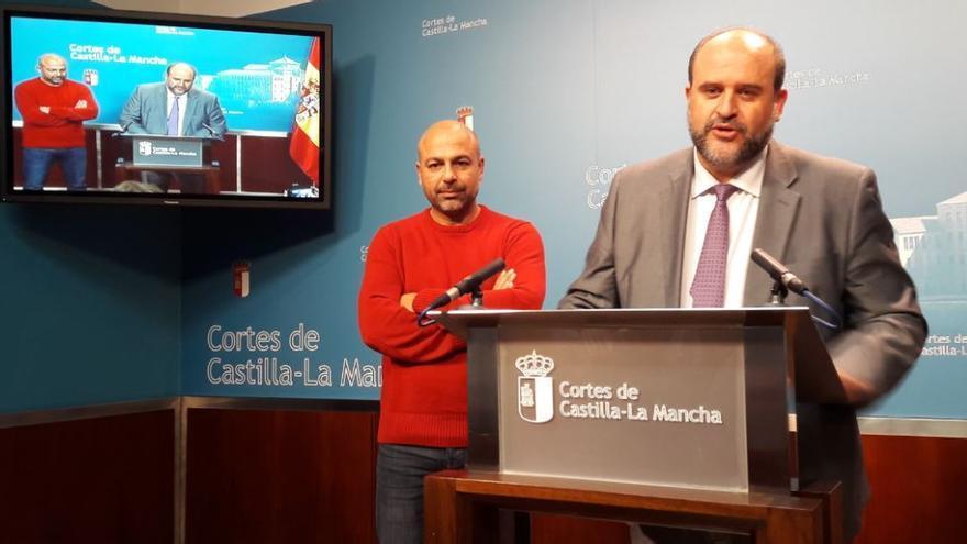 José García Molina y José Luis Martínez Guijarro / JCCM