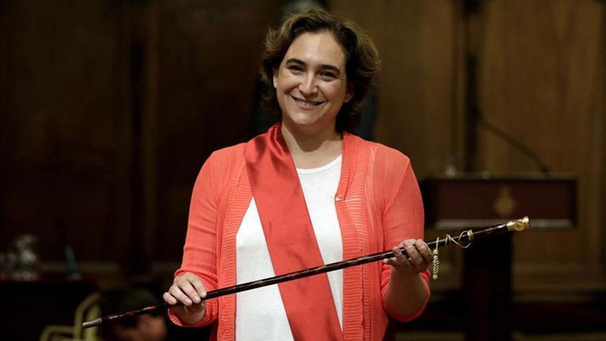 La alcaldesa Colau toma el control de Barcelona Regional, la agencia de desarrollo urbano