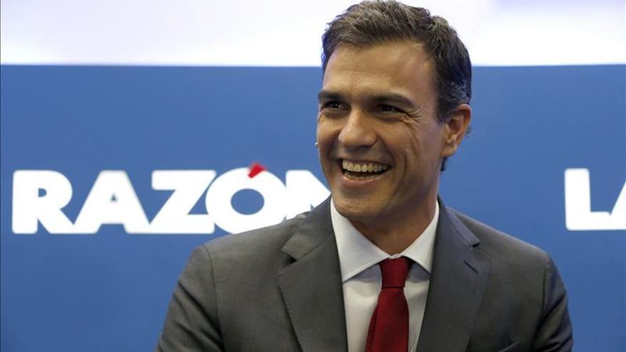 """Sánchez pide a Rajoy responsabilidades por la corrupción """"estructural"""" del PP"""